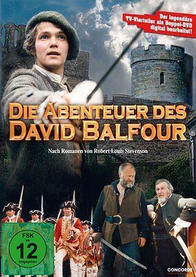 DVD * DIE ABENTEUER DES DAVID BALFOUR   TV-VIERTEILER # NEU OVP $