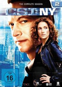 CSI: NY, 6 DVDs. Season.2