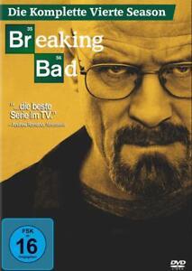 Breaking Bad - Season 4 [4 DVDs] (2012) - Leibnitz, Österreich - Breaking Bad - Season 4 [4 DVDs] (2012) - Leibnitz, Österreich