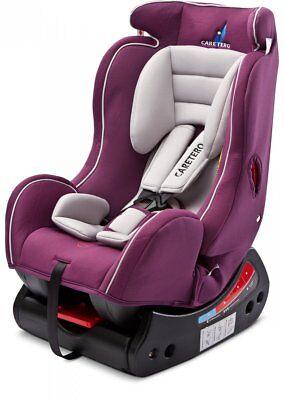 Caretero Scope Lila Autositz Kindersitz Gruppe 0/I/II/ 0-25 kg
