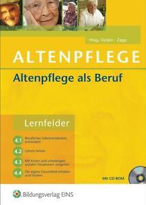 Altenpflege als Beruf von Elisabeth Girard-Hecht, S.M.Elisa Döschl und...