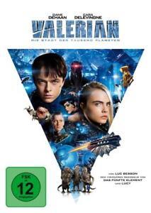 Valerian - Die Stadt der tausend Planet [Cara Delevigne, Clive Owen] DVD NEU