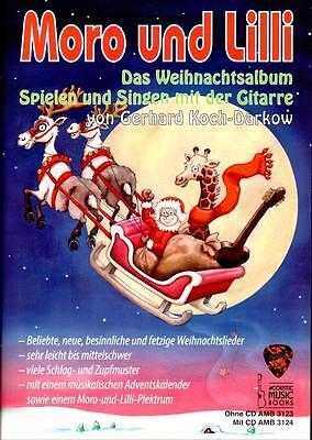 Moro und Lilli Das Weihnachtsalbum - Acoustic Music - AMB3123 - 9783869471259
