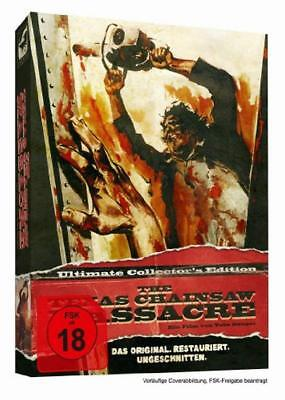 Halloween Chainsaw Massacre (The Texas Chainsaw Massacre - Ultimate Collector's Edition 1 Blu-ray + 3 DVDs * )
