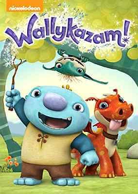 Wallykazam DVD 4 Episodes Nickelodeon Educational Learn Kids Video Wally Fun NEW - Wallykazam Movie