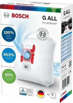 Bosch Staubsaugerbeutel Dustbag Type G ALL PowerProtect Passend FüR Alle Bosch - Duster