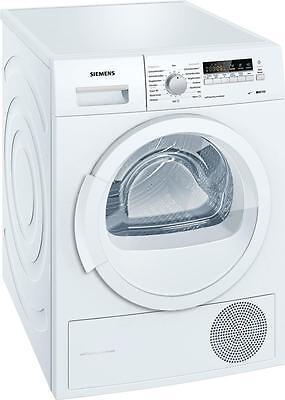 Wärmepumpentrockner Siemens WT46W261 iQ 700 selfCleaning condenser online kaufen