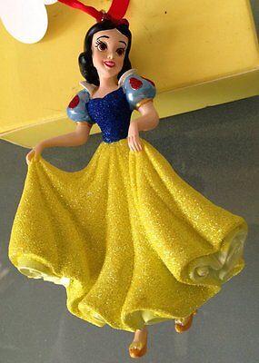 Disney World Snow White Figure Ornament, NEW