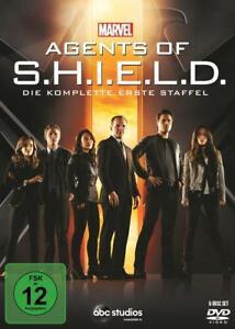 Marvel's Agents Of S.H.I.E.L.D. - Staffel 1 (2015) NEU OVP im Schuber