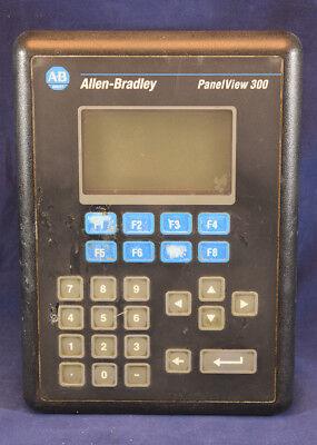 Allen Bradley 2711-k3a17l1 A 2711k3a17l1 Panelview 300 Monochrome Key Onlyr