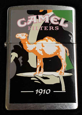 Zippo Camel Decade Series 1910's Z 561 Year 2000 VERY RARE 100 Made MNT