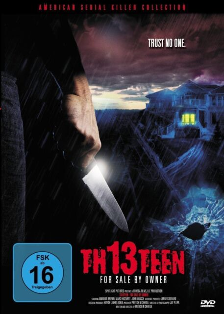 DVD/ Th13teen - For Sale by Owner !! NEU&OVP !!