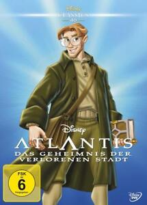 Atlantis - Disney Classics 40 Blu-ray im Schuber - Neu OVP - Nottuln, Deutschland - Atlantis - Disney Classics 40 Blu-ray im Schuber - Neu OVP - Nottuln, Deutschland