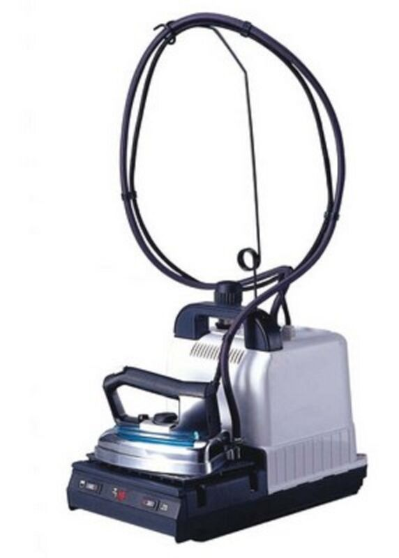 Steam Iron With Boiler BY GOLDSTAR 1000W HEAVY DUTY 110 VOLT BOILER CAPACITY 1.8