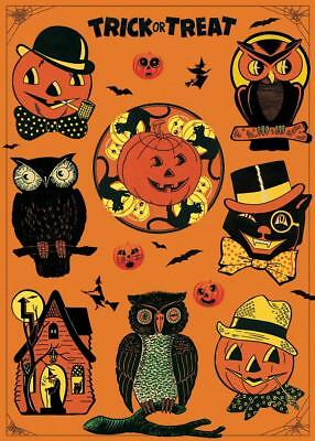 Halloween Posters For Kids (Halloween Decorative Poster Wrapping Paper Sheet 20 x 28