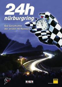 24h Nürburgring – Die Geschichte der ersten 40 Rennen !!!!!!!!!!!!!!!!!!!!!!!!!!