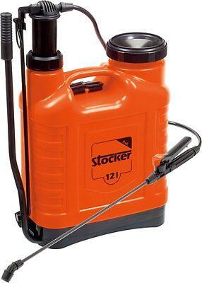 Stocker Pump Spraying Machines a Backpack 12 Lt Agriculture, Gardening