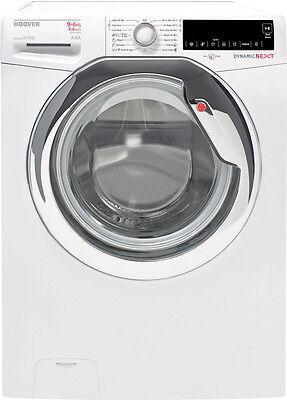 Hoover Waschtrockner 9+6kg WDXA 596AH/1-84 1500 U/Min Touch-Control Weiß