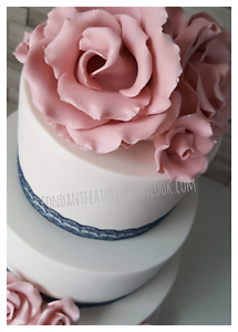 Affordable and elegant Wedding Cakes Merriwa Wanneroo Area Preview