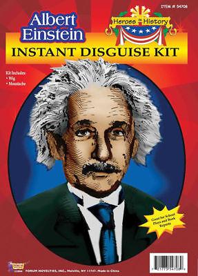 Morris Costumes Einstein Heroes In History. RU54708