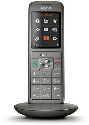 Gigaset Mobilteil CL660 HX Universalmobilteil mit Farbdisplay, Micro USB NEU OVP