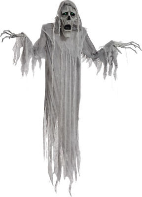 Halloween Hanging Animated Ghosts Moaning Phantom Decorations & Props. MR123110](Halloween Decorations Animated Props)