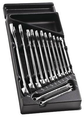 Facom Tools 13 Pce Combination Spanner Wrench Set 14 - 1516 Af Imperial