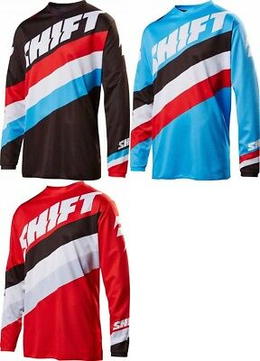 Shift Racing WHIT3 TARMAC  Adult Mens Jersey  MX Motocross Off-Road ATV