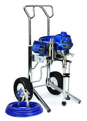 Graco Ultra Max Ii 490 Pc Pro Hi Boy Airless Paint Sprayer 17c332 17c-332