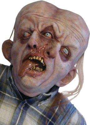 Morris Costumes Halloween Horror Scariest Gemini Latex Overhead Mask. TA477 - Scariest Mask