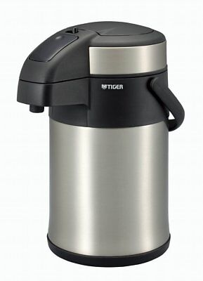 Tiger Japan Thermos Bottle 3L Vacuum Flask Stainless jug water thermal air lift