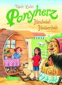 Ponyherz 08: Heuhotel Hottenhöh, Usch Luhn