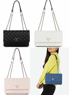 Cessily Quilted Shoulder Bags Women Convertible Crossbody Bag NWT NY767921