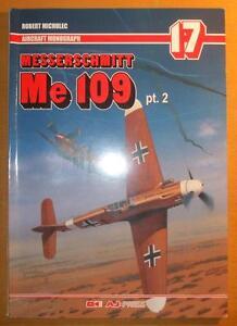 Messerschmitt Me 109 pt.2 Monograph AJ Press - English Edition!!! - Reda, Polska - Zwroty są przyjmowane - Reda, Polska
