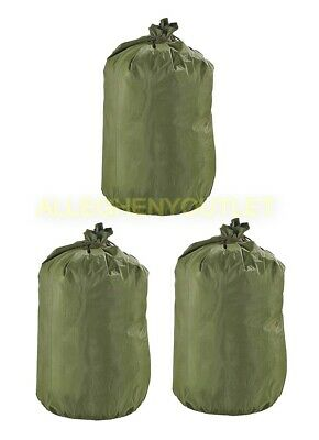 3 US Army Military WATERPROOF CLOTHES Clothing GEAR WET WEATHER LAUNDRY BAG