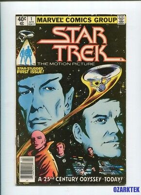 Star Trek: The Motion Picture Comic Book #1 VF-