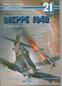 DIEPPE 1942 - Aj Press - Reda, Polska - Zwroty są przyjmowane - Reda, Polska