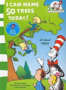 I Can Name 50 Trees Today von Seuss (2011, Taschenbuch)