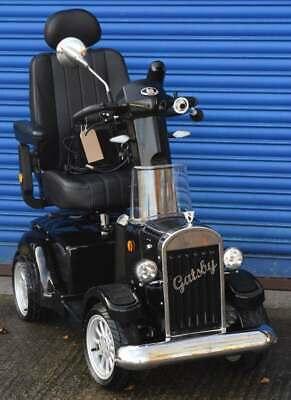 Eden Gatsby Model T Mobility Scooter Vintage Design 8mph