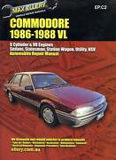 Holden Workshop Manual