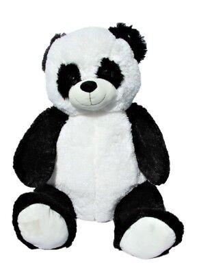 XL Panda Bär 80 cm groß  Teddybär Kuscheltier Teddy Pandabär