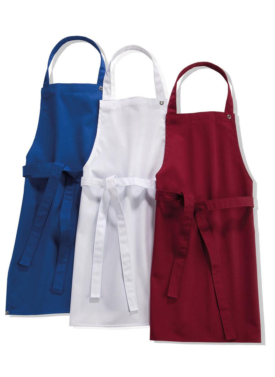 Kinderschürze 95 Grad waschbar, pflegeleichte Profiqualität / Gastroqualität