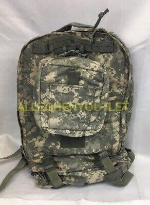 US Military Army MOLLE Desert Camo Back Pack Shoulder Straps w//o QR Straps VGC