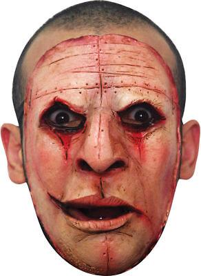 Morris Costumes Serial Killer 1 Super Realistic Latex Face Mask. TB26041