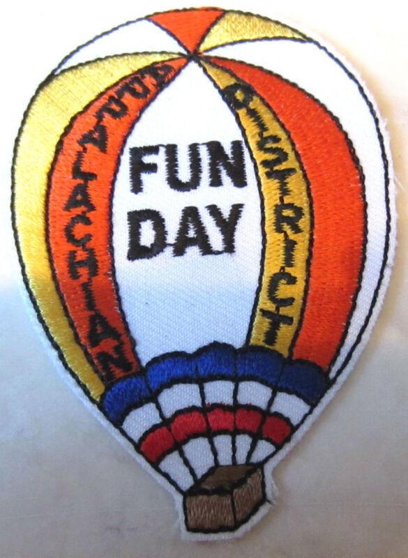 Appalachian District Fun Day Rr Royal Ranger Uniform Patch