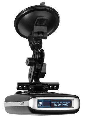 Suction Mount Radar Detector Bracket - Escort MAX360 MAX2 MAX
