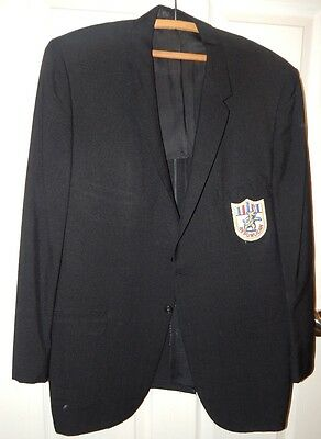 VTG REPUBLICAN PARTY GOP GRIFFON COX'S FT WORTH BLAZER JACKET