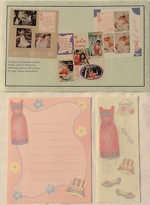 NEW Creative Memories - TTY Kit - DRESS UP - *** MISSING IDEA SHEET *** (Creative Dresses Ideas)