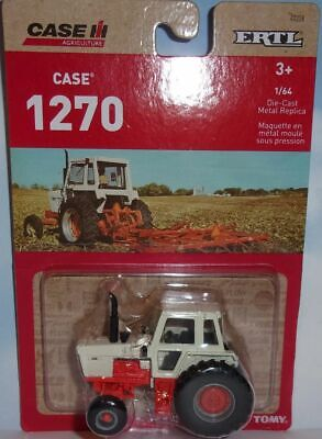 1/64 Ertl Case 1270 Tractor with Cab