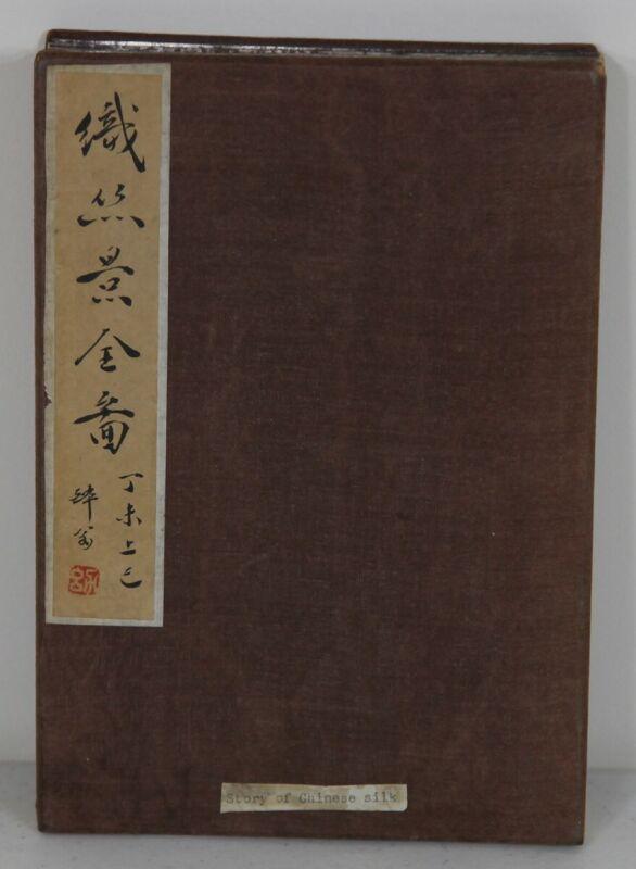 Antique Chinese painting album